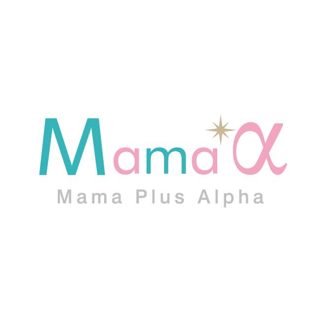 ママプラスアルファ様 ロゴ